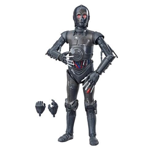"Star Wars The Black Series Star Wars Doctor Aphra Comics 6"" Scale 0-0-0 (Triple Zero) Figure - image 1 of 4"