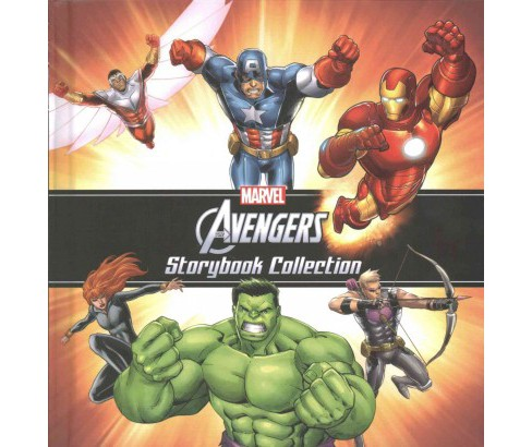 Avengers Storybook Collection (Special) (Hardcover) - image 1 of 1