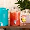 Vintage Glass Beverage Dispenser 5.8L - Threshold™ - image 2 of 2