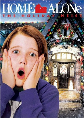 Home Alone: The Holiday Heist (DVD)