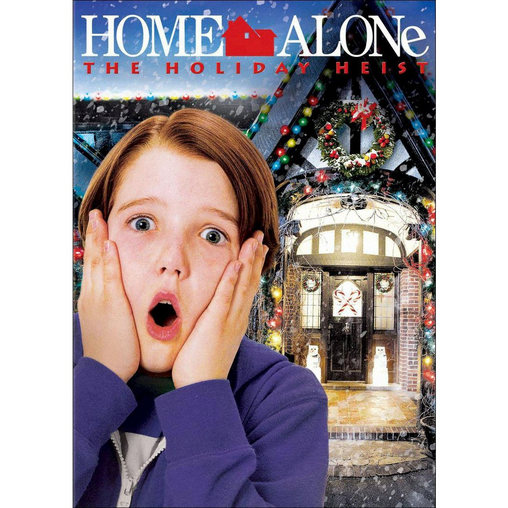 Home Alone: The Holiday Heist Home Alone: The Holiday Heist