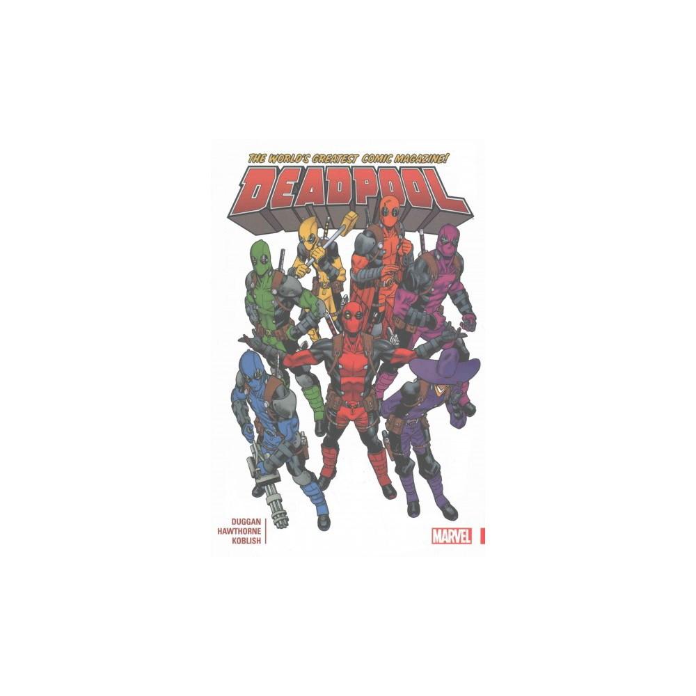Deadpool World's Greatest 1 (Hardcover) (Gerry Duggan & Cullen Bunn & Tim Seely & Ben Acker)