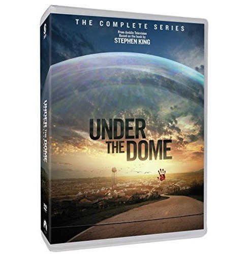 Under The Dome:Complete Series (DVD) - image 1 of 1