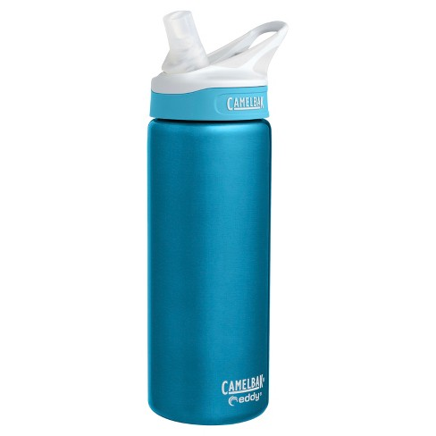 7ce205b93b CamelBak Eddy™ Vacuum Insulated Water Bottle 20oz - Blue : Target