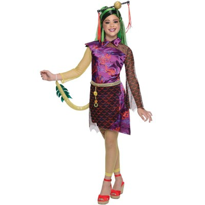 Monster High Jinafire Long Child Costume