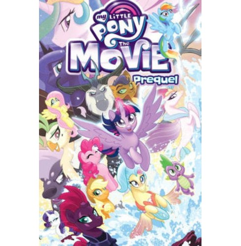 My Little Pony Prequel Graphic Novel (Paperback) (Ted Anderson) - image 1 of 1