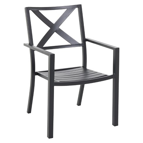 Afton X Back Patio Dining Chair Threshold