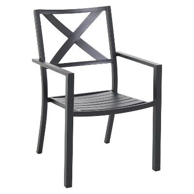 Beau Afton X Back Patio Dining Chair   Threshold™