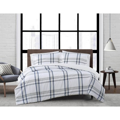 London Fog Kent Plaid Bedding Collection