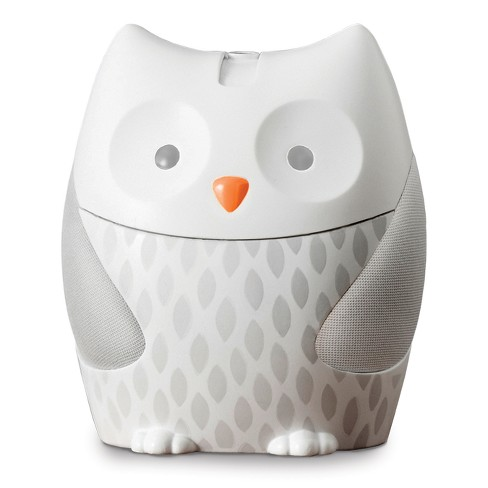Skip Hop Moonlight & Melodies Owl Nightlight Soother - image 1 of 7