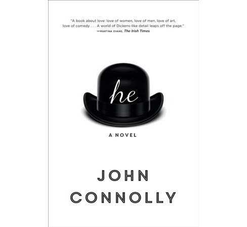 He -  by John Connolly (Hardcover) - image 1 of 1
