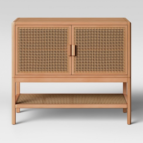 Minsmere Caned Chest Natural Brown Opalhouse Target