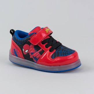 Toddler Boys' Marvel Spider-Man Sneakers - Black 12