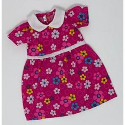 Doll Clothes Superstore Rose Flower Dress Fits 18 Inch Girl Dolls Like American Girl Our Generation