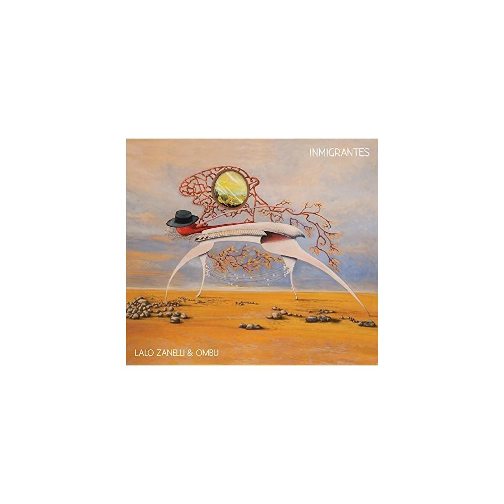 Lalo Zanelli - Inmigrantes (CD)