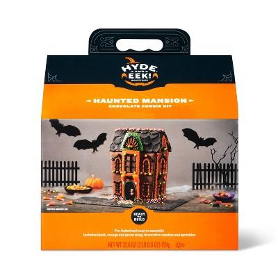 Halloween Haunted Manor Chocolate Cookie Kit - 32.6oz - Hyde & EEK! Boutique™