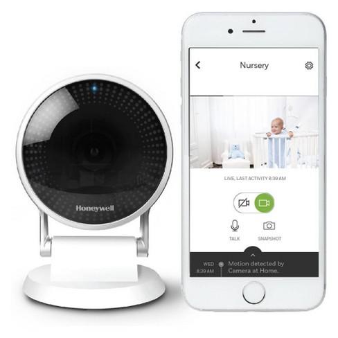Honeywell Lyric C2 Wi-Fi Security Camera - White (RCHC4400WF1004/W)