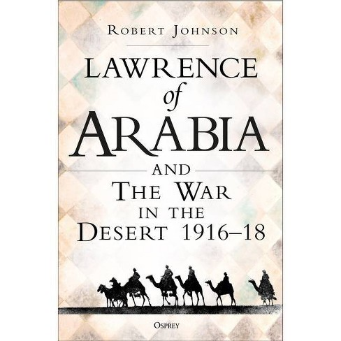 Lawrence of Arabia on War - by  Robert Johnson (Hardcover) - image 1 of 1