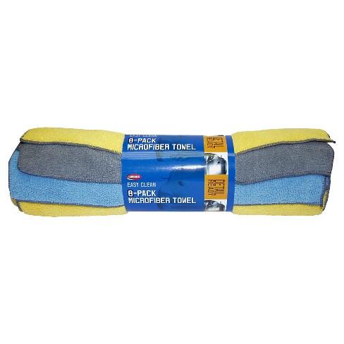 Carrand 8pcs Multipack Microfiber Automotive Towels - image 1 of 1