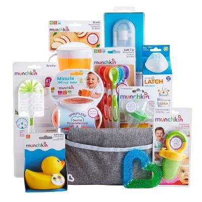 Munchkin Hello Baby Gift Basket - Neutral