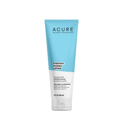Acure Everyday Eczema Unscented Body Lotion - 8 fl oz