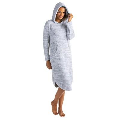 Softies Women's Marshmallow Hooded Lounger