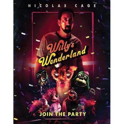 Willy's Wonderland (Blu-ray)(2021)