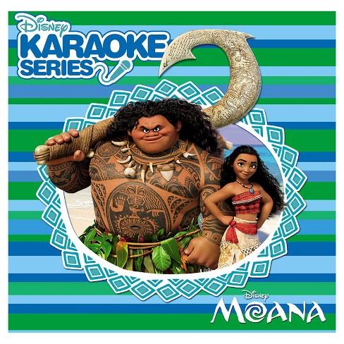 Disney Karaoke Series - Moana (CD) - image 1 of 1