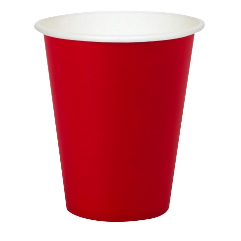 48ct Red 9oz. Cup - image 1 of 1
