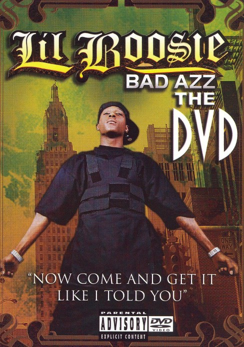 Bad azz (DVD) - image 1 of 1