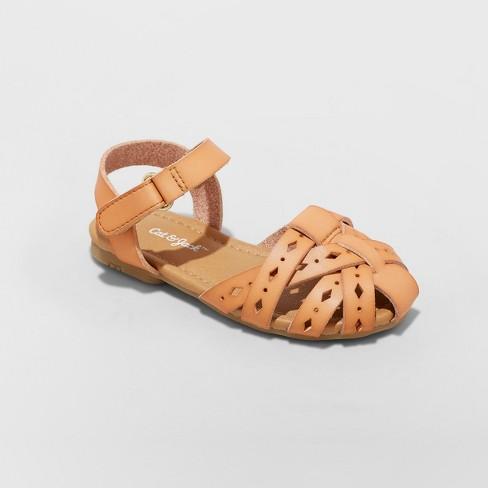 7fd8a7d029690 Toddler Girls' Elysia Huarache Sandals - Cat & Jack™ : Target
