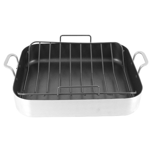 Oneida Aluminum Roaster With Non-Stick U Rack - image 1 of 1