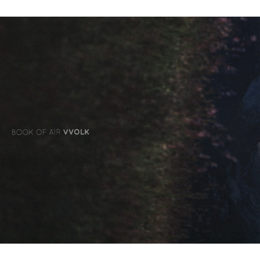 Book Of Air - Vvolk (CD), Pop Music