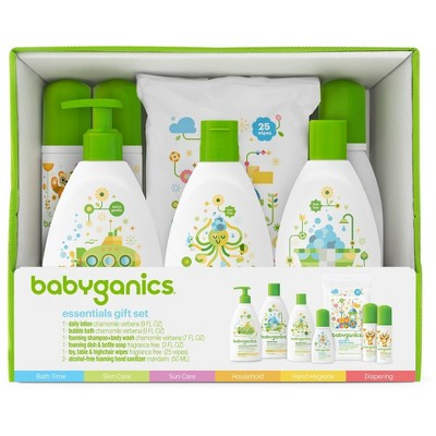 Babyganics Baby-Safe World Essentials Kit