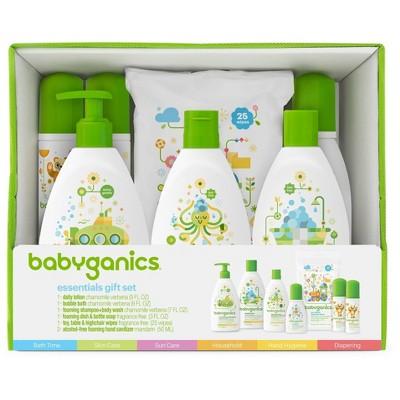 Babyganics Baby-Safe World Essentials Kit