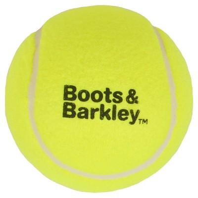 Tennis Ball Pet Toy - 5'' - Boots & Barkley™