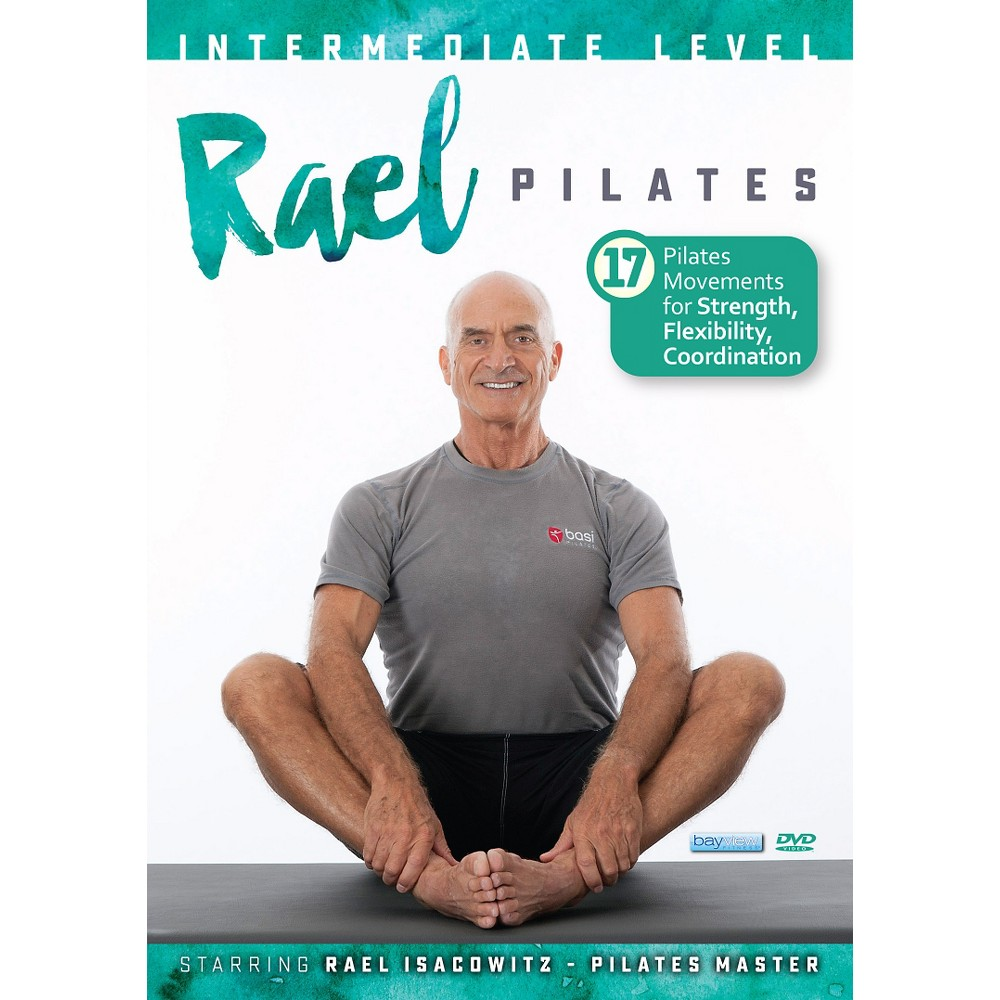 Rael Pilates System:Intermediate 17 M (Dvd)