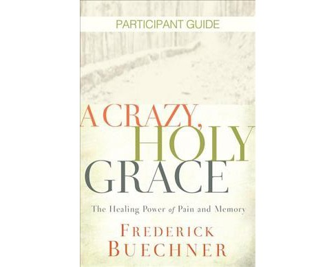 Crazy, Holy Grace Participant Guide : The Healing Power of Pain and Memory -  (Paperback) - image 1 of 1