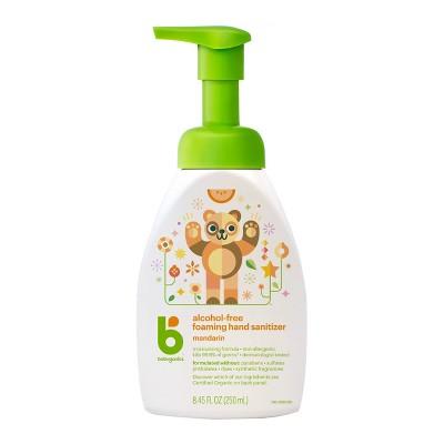Babyganics Alcohol-Free Foaming Hand Sanitizer - 8.45 fl oz/3pk