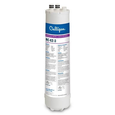 Culligan EZ-Change Advanced Water Filtration Replacement Cartridge 500 Gallons