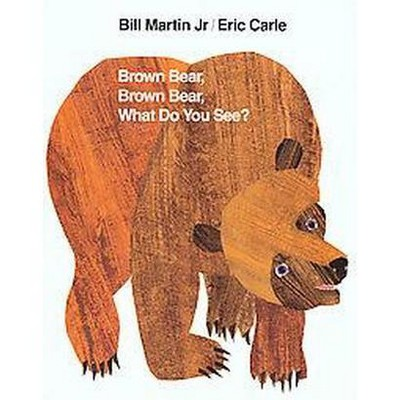 Brown Bear, Brown Bear, What Do You See? (Revised)(School And Library)(Bill Martin)
