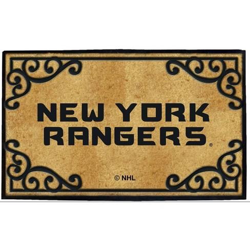 NHL New York Rangers Door Mat - image 1 of 1