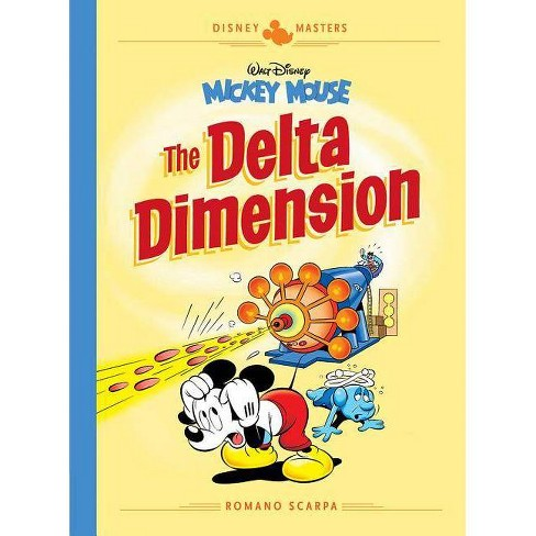 Disney Masters Vol. 1: Romano Scarpa - (Disney Masters Collection) (Hardcover) - image 1 of 1