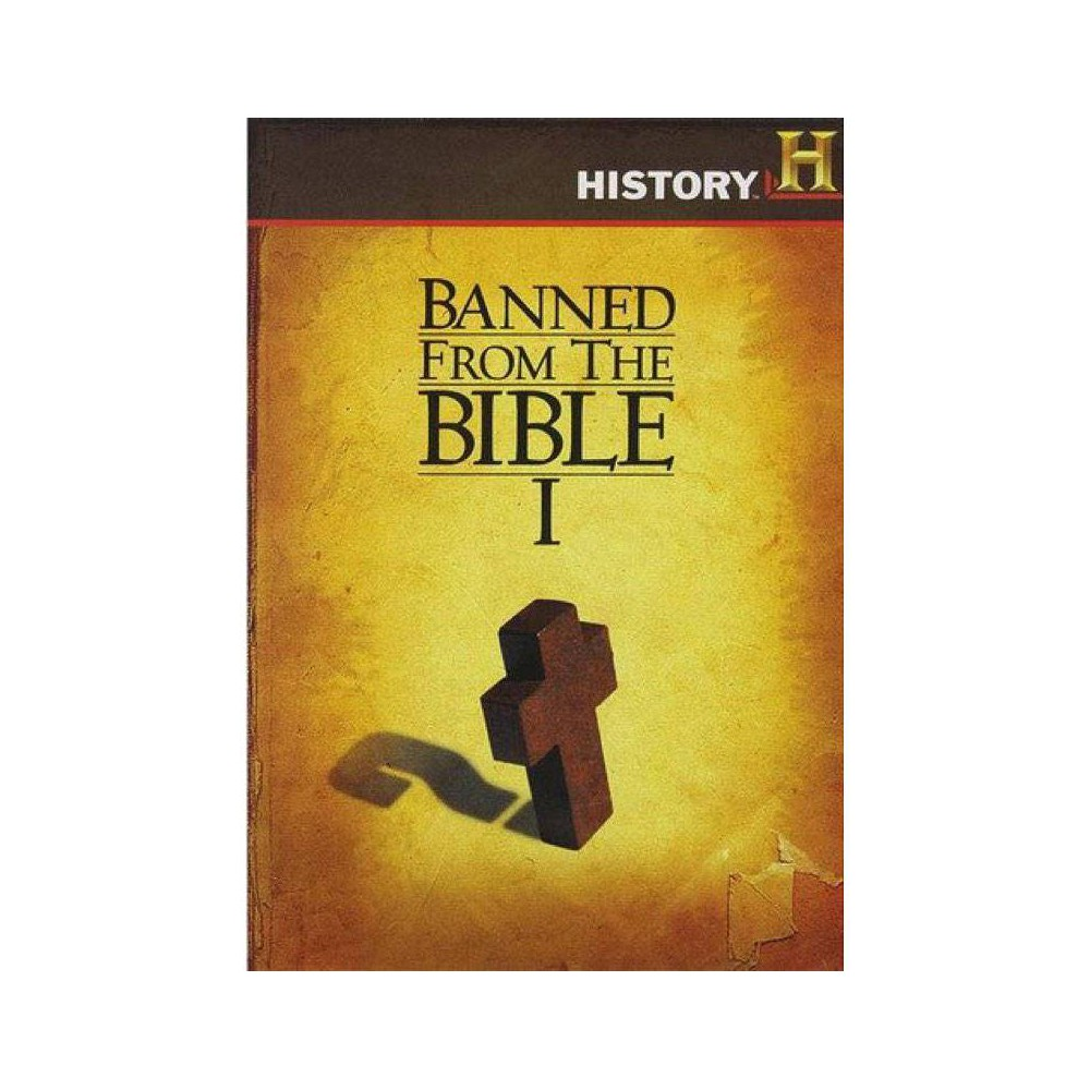 Banned From The Bible Dvd