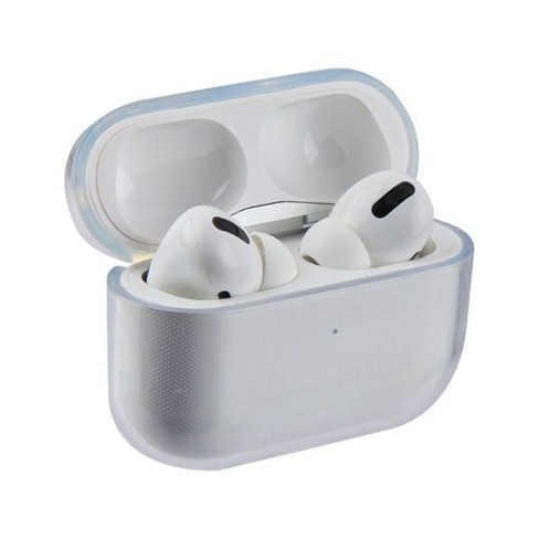 For Apple Airpods Pro Case By Insten Transparent Protective Case For Apple Airpods Pro Clear Target