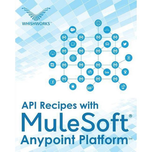 API Recipes with MuleSoft(R) Anypoint Platform - by  Whishworks Editorial Board (Paperback) - image 1 of 1
