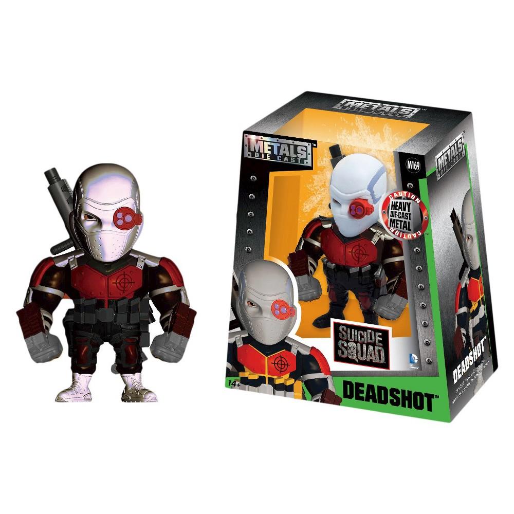 Metals DC Comics Suicide Squad Deadshot Action Figure 4 - M169