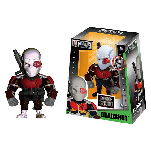 "Metals DC Comics Suicide Squad Deadshot Action Figure 4"" - M169 - image 1 of 3"