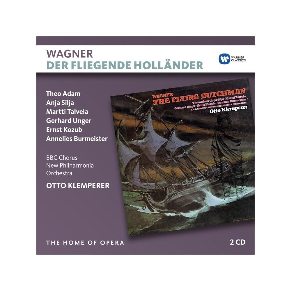 Otto Klemperer - Wagner:Der Fliegende Hollande (CD)