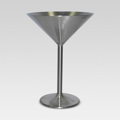 Stainless Steel Martini Glass 8oz - Threshold™